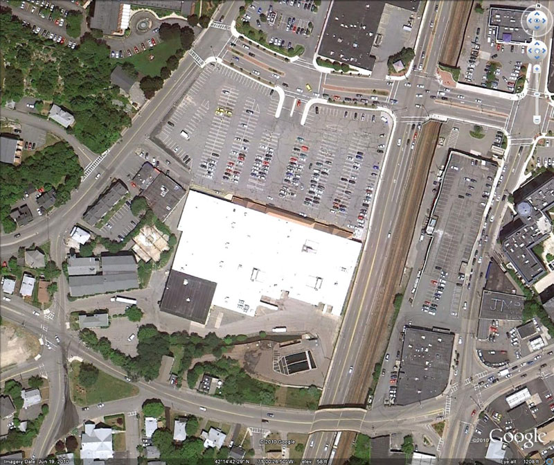 Shaw's Plaza Repositioning | Quincy