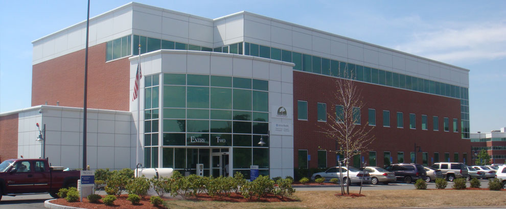 Weymouth Woods Corporate Center (WWCC)