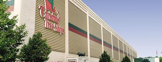 Christmas Tree Shops Distribution